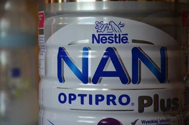 Mleko NAN Optipro Plus 2, czy warto?