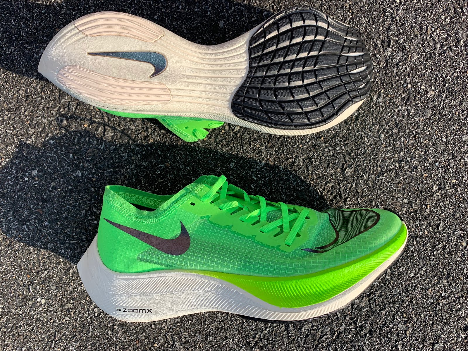 check-out 11751 92763 Road Trail Run: Nike ZoomX Vaporfly Next% Initial Review and ...
