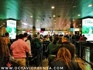Aeropuerto El Dorado (2019)