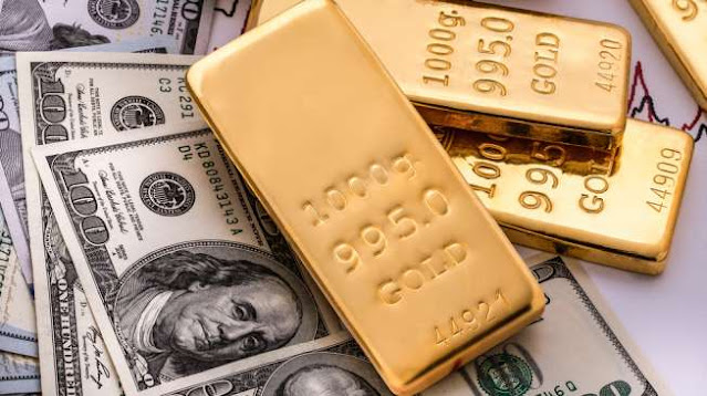 Dollar AS Melempem, Emas Ketiban Untung