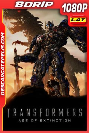 Transformers: La Era De La Extinción (2014) 1080P BDRIP Latino – Ingles