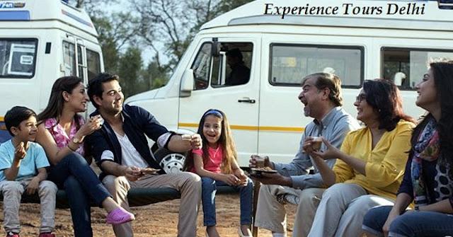 Cheapest Price for Tempo Traveller Rental service in Delhi NCR