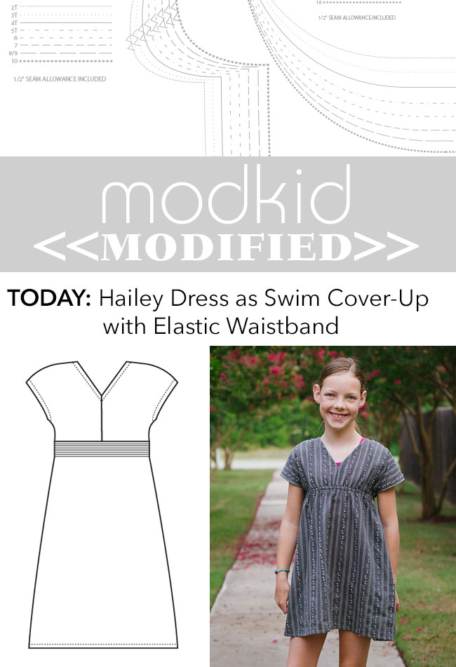 Modkid Modified // Hailey with Elastic Casing