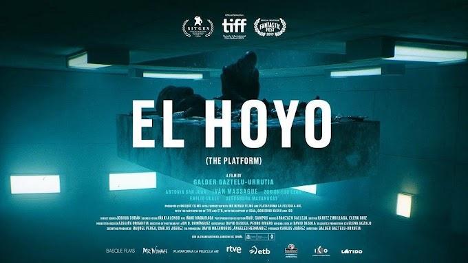 La película más vista en Netflix en Estados Unidos es El Hoyo