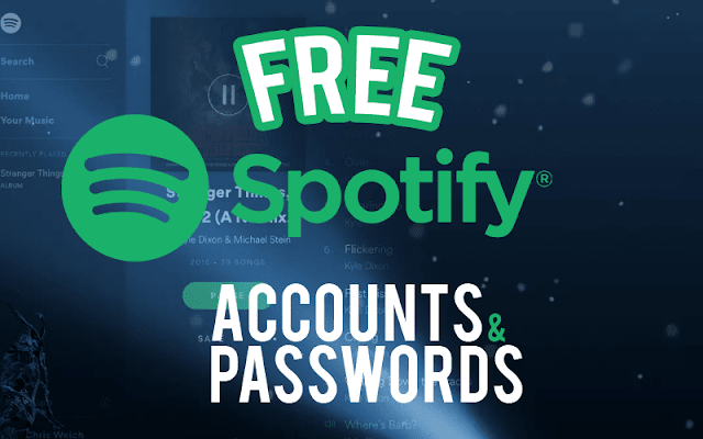 Free Spotify Premium Accounts 2019 - Free Accounts And