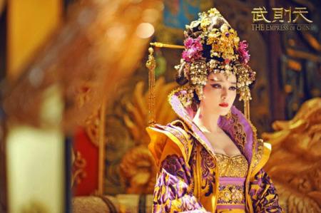 Penggambaran Wu Zetian dalam sebuah serial televisi