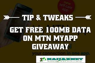 MTN Free Tricks