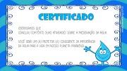 CERTIFICADO - PROTETOR DA ÁGUA - PDF