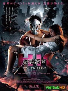 Xem Phim Siêu Nhân Quần Chíp (Phần 2) - Hentai Kamen: The Abnormal Crisis 2 (2016)