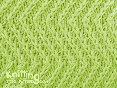 Twist Zig Zag Stitch | Skill: Intermediate
