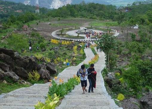 Daya Tarik Obyek Wisata Kebun Raya Kuningan Di Kuningan Jawa Barat