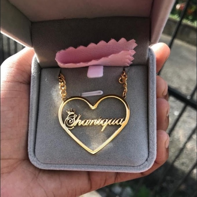 Top 5 Custom Name Necklace design | Cheap $ Best