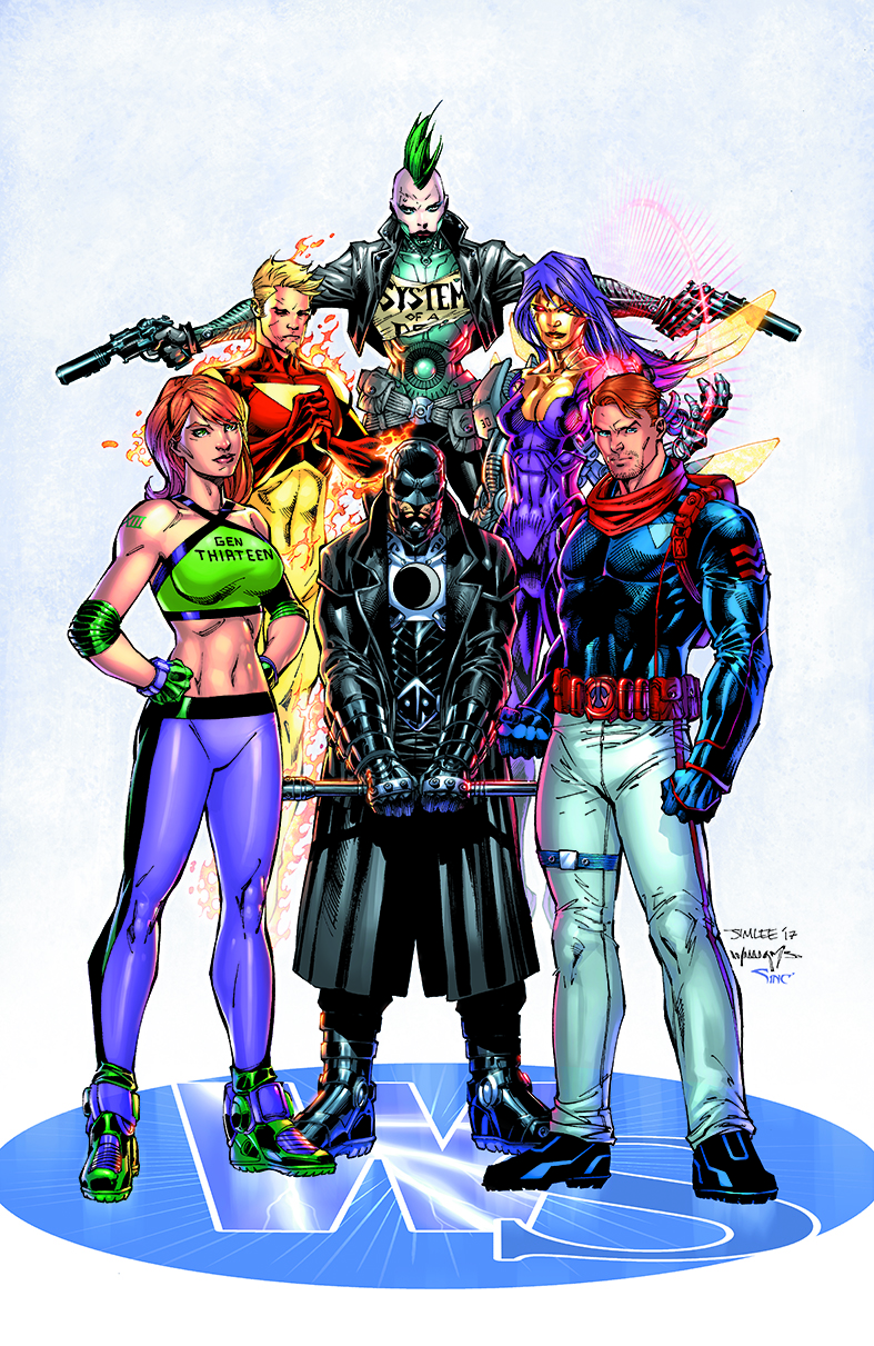 dc wondercon wildstorm