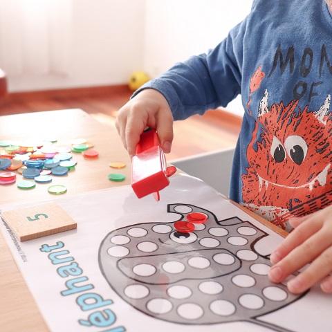 activite sur theme elephant pour maternelle
