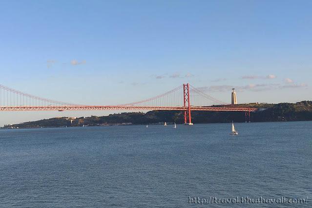 ponte 25 de abril 25th April Bridge Lisbon