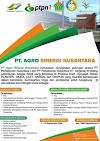 Lowongan Kerja S1 Terbaru di PT. Agro Sinergi Nusantara Palangkaraya September 2020