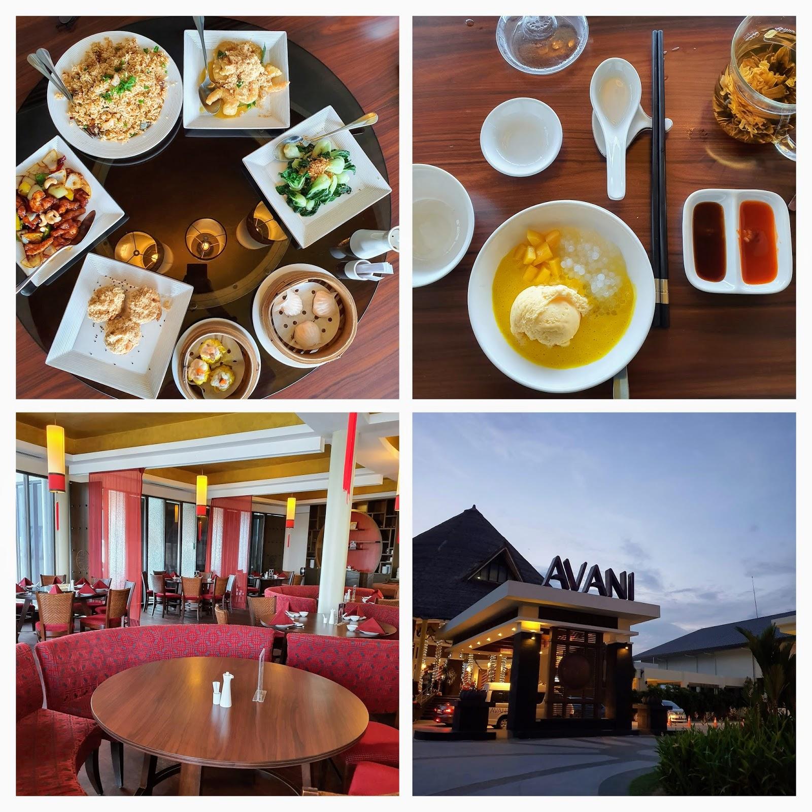 Hai Sang Lou @ Avani Sepang Goldcoast Resort | Makanan Lazat dan Restoran Cantik !