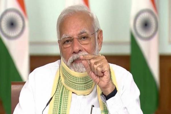 कोरोना उतना ही घातक है जितना पहले था PM मोदी