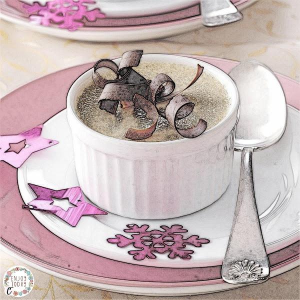 Hazelnut Pots de Creme 🍮