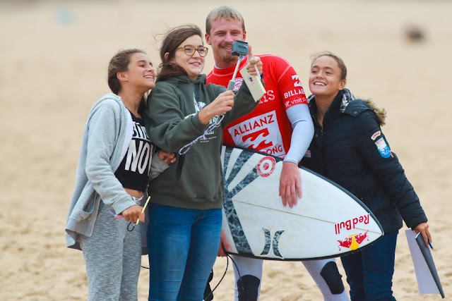 17 Kolohe Andino USA Allianz Billabong Pro Cascais Foto WSL Laurent Masurel