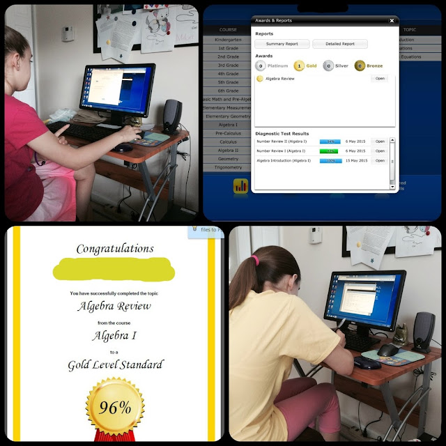 Unexpected Homeschool: Review of CTC Math - an online math tutor for all ages!