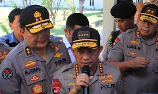 Kapolri: Agar Papua Aman, Semua Anggota KNPB Harus Ditangkap
