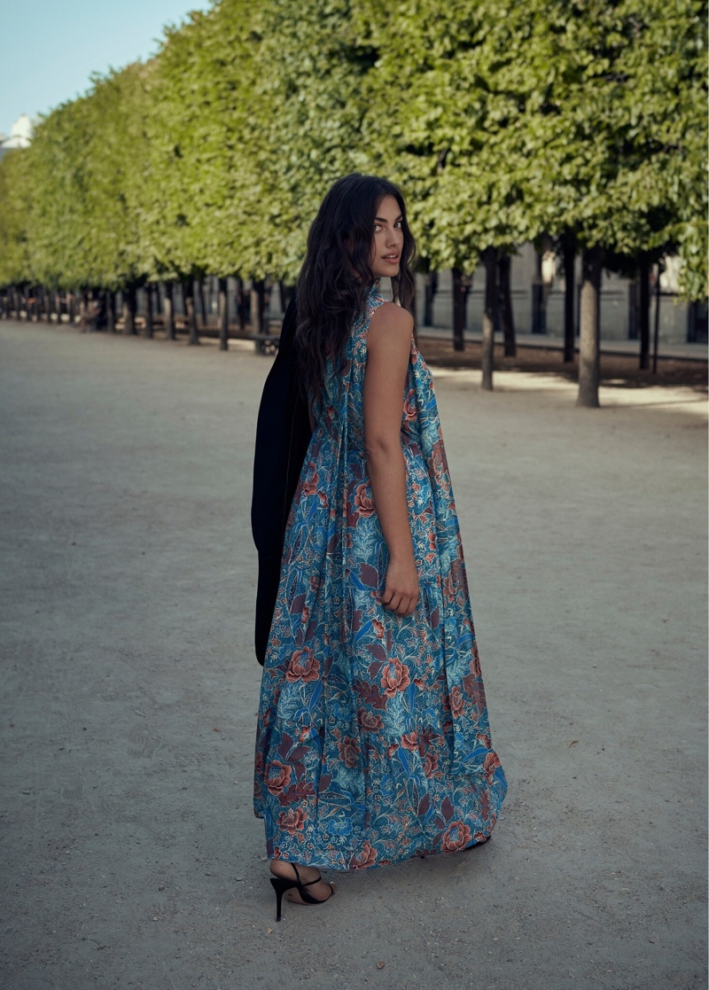 Violeta by Mango 'Les Rues de la Mode' Fall 2019 Lookbook