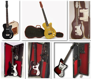 гитары Danelectro