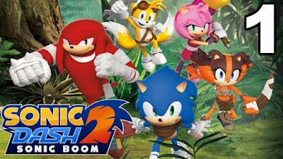 Download Sonic Dash 2: Sonic Boom mod
