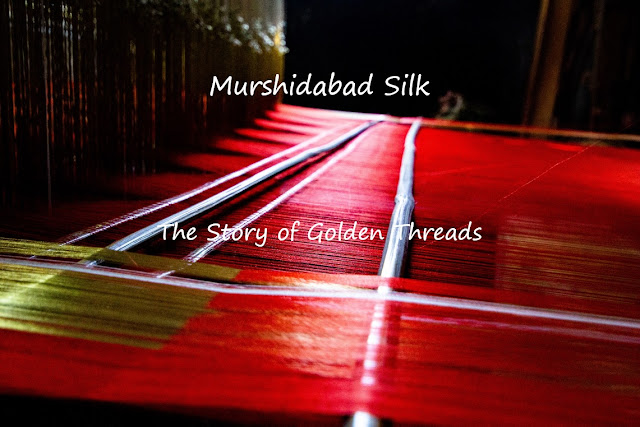 Murshidabad Silk Saree Weaving