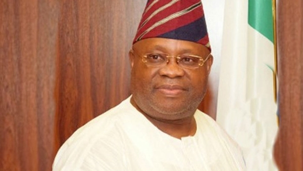 PDP's Adeleke declares self 'governor-elect', rejects election re-run