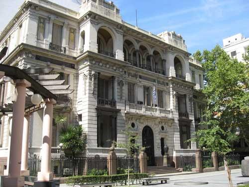 Mirando al mundo con sentimientos: Palacio Piria – Suprema Corte ...