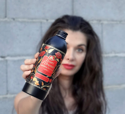 crema de baie hidratanta si parfumata tesori d oriente