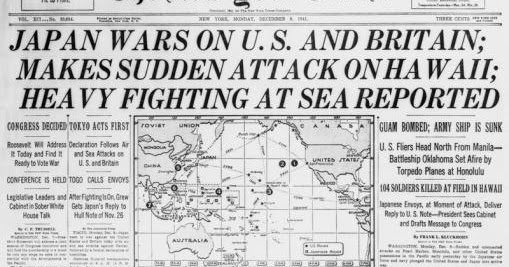 The Consequences of World War II