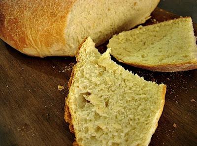 Massa Básica para Pão (vegana)