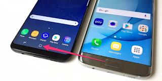 Galaxy S8 vs Galaxy S7