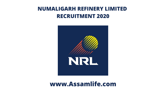 Numaligarh Refinery Ltd Recruitment 2020 || Apply Onine