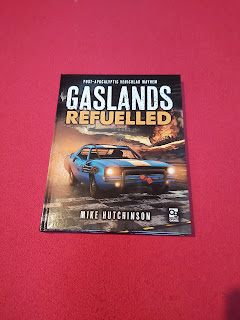 Gaslands Refuelled rulebook