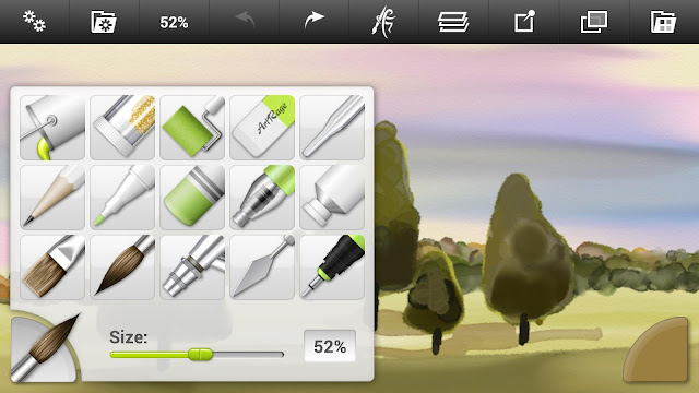 2. ArtRage: Draw, Paint, Create