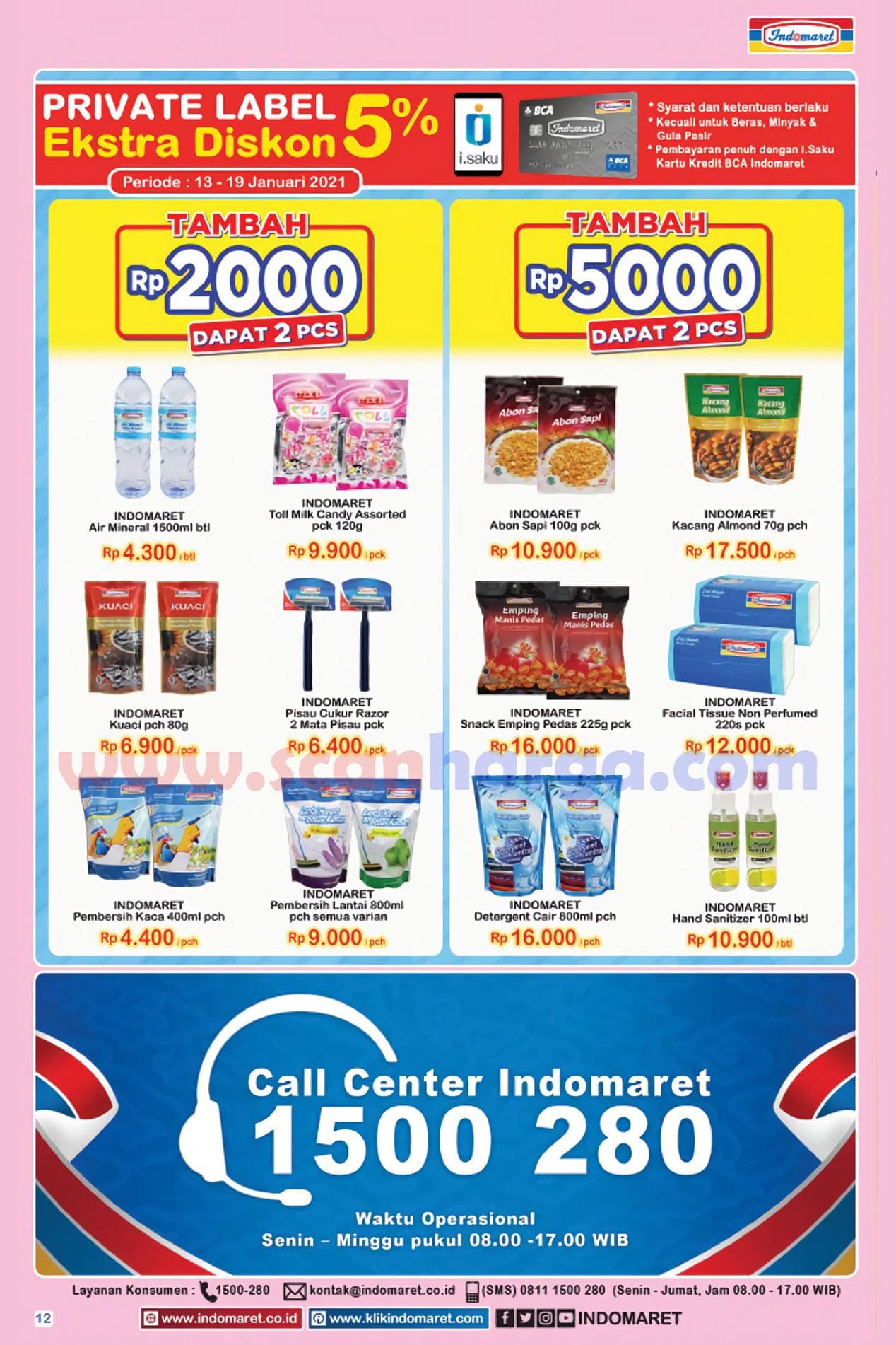 Katalog Promo Indomaret 13 - 19 Januari 2021 12