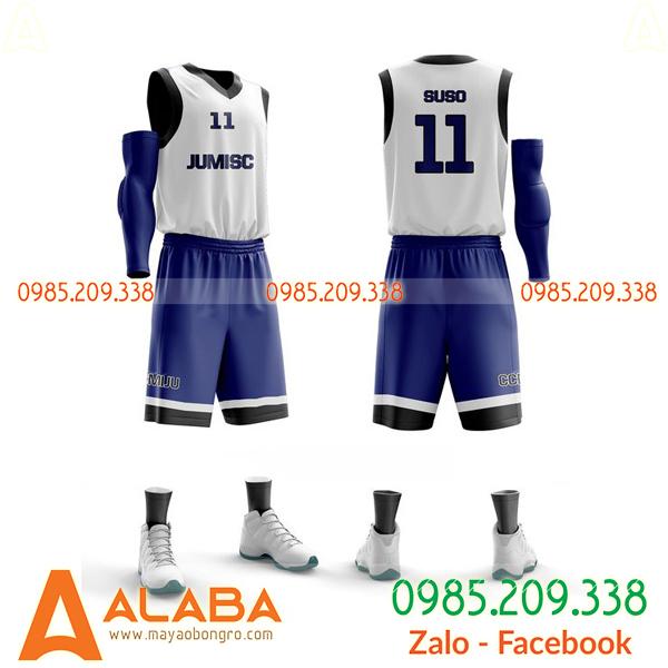Quần áo bóng rổ cực ngầu