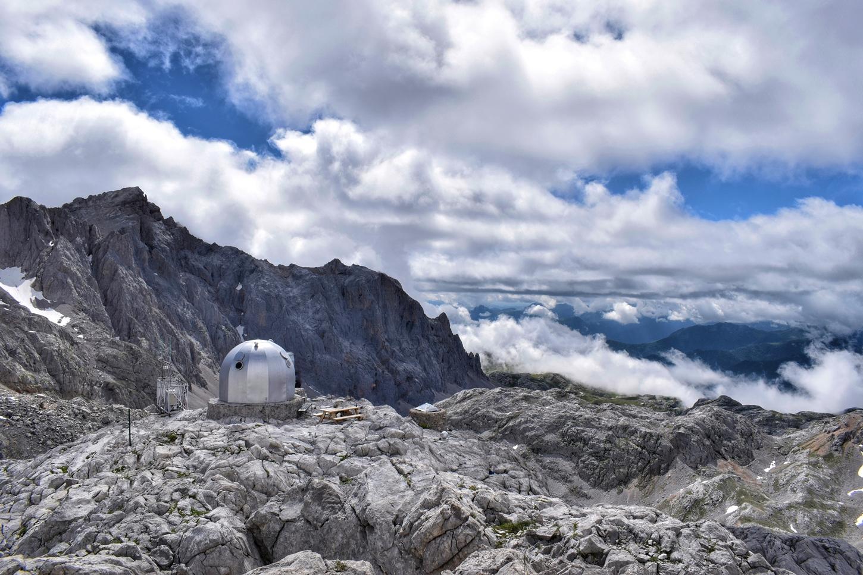 refugio mas alto de los picos de europa