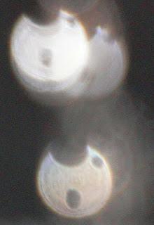 three-part orb pattern