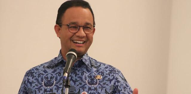 Anies Baswedan Perketat PSBB DKI Hingga 25 Januari