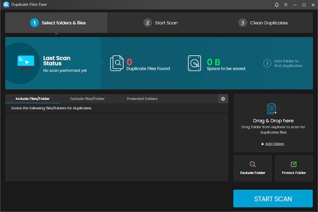 Screenshot Systweak Duplicate Files Fixer 1.2.0.8378 Full Version