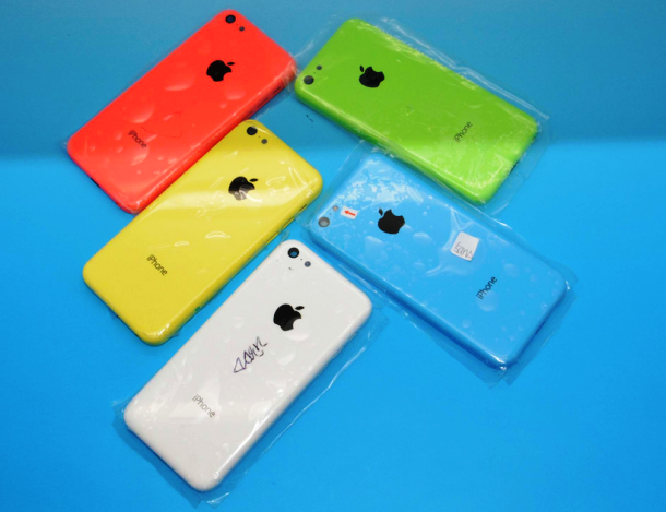 New iPhone 5C Specs Review