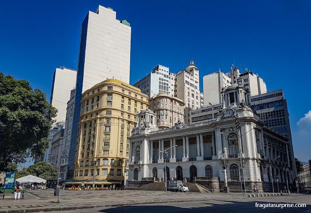 Cinelândia (Praça Floriano), Rio de Janeiro