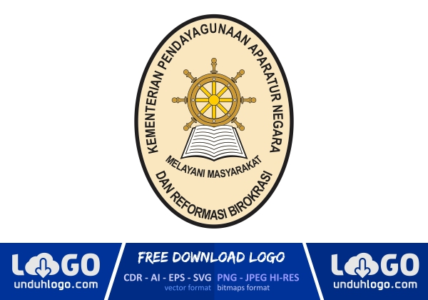 Logo Kementerian Pendayagunaan Aparatur Negara