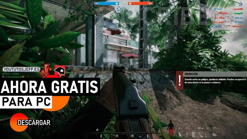 Descargar Rising Storm 2 Vietnam para PC GRATIS, APROVECHA AHORA