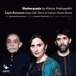 Alireza Mashayekhi - Sheherazade - Paraty